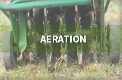 Aeration | Vista Turfcare